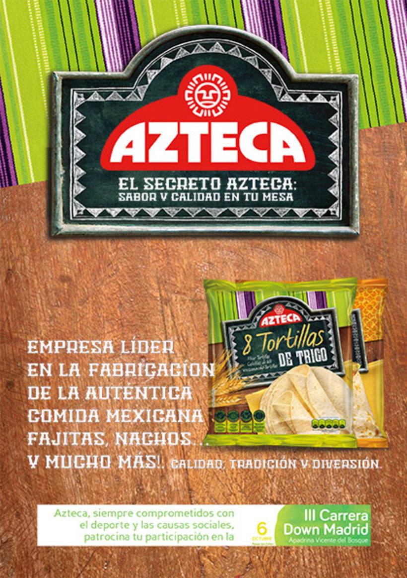 Lanzamiento Azteca Tex-Mex Food 4
