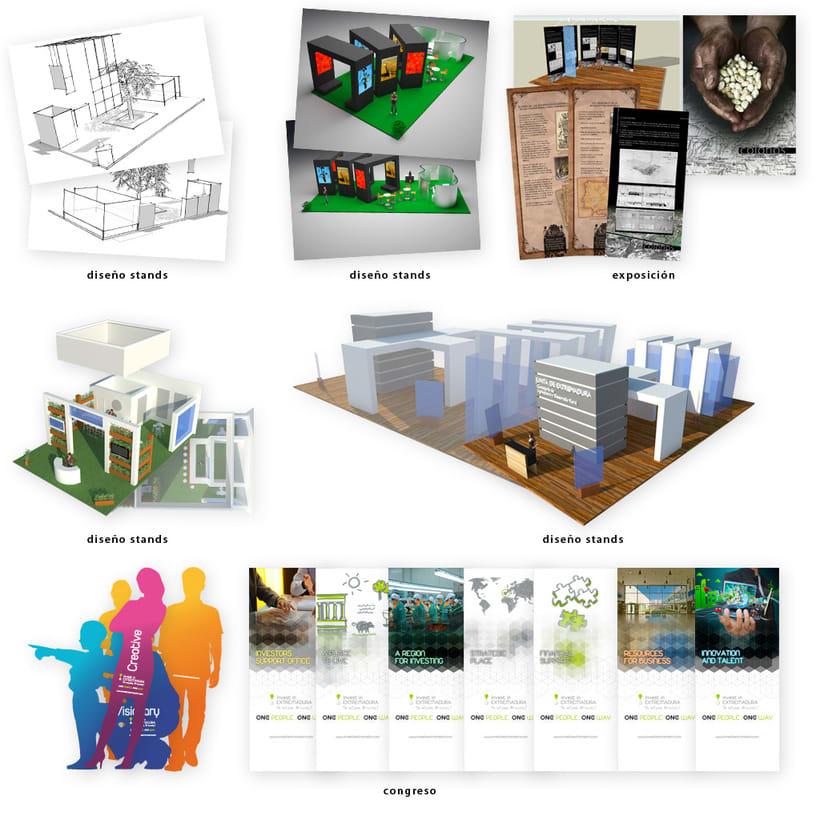 Stands/Eventos & Exposiciones -1