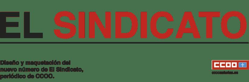 El Sindicato, Nº7. El periódico de CCOO. 1