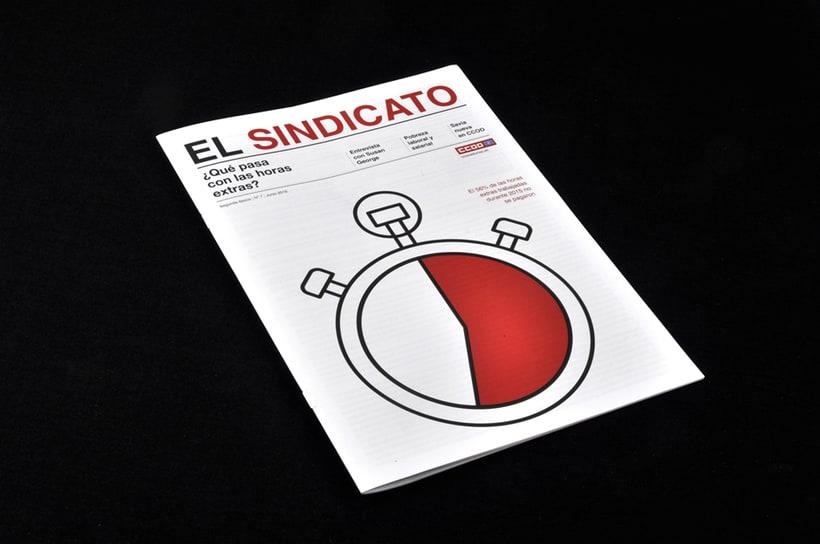 El Sindicato, Nº7. El periódico de CCOO. 2
