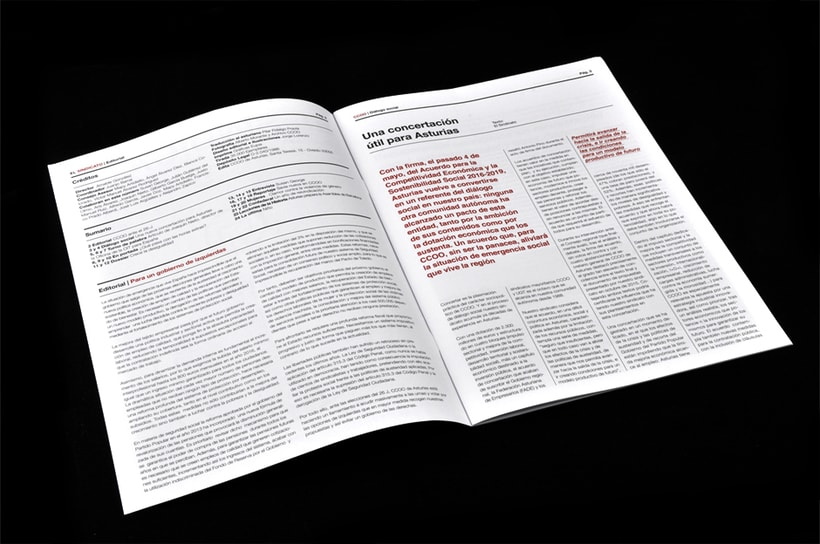 El Sindicato, Nº7. El periódico de CCOO. 3