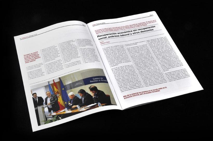 El Sindicato, Nº7. El periódico de CCOO. 5