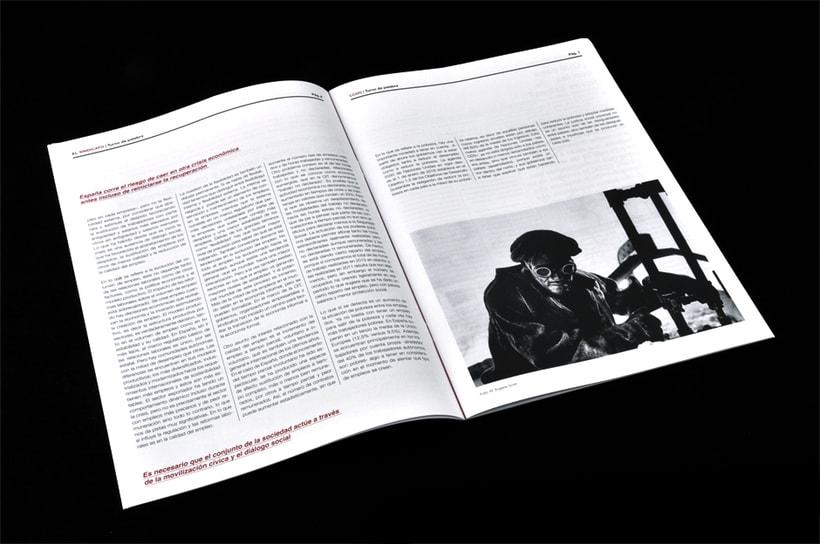 El Sindicato, Nº7. El periódico de CCOO. 7
