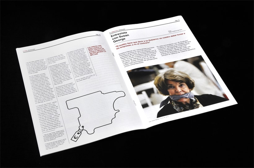 El Sindicato, Nº7. El periódico de CCOO. 11