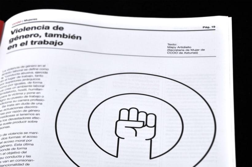 El Sindicato, Nº7. El periódico de CCOO. 14