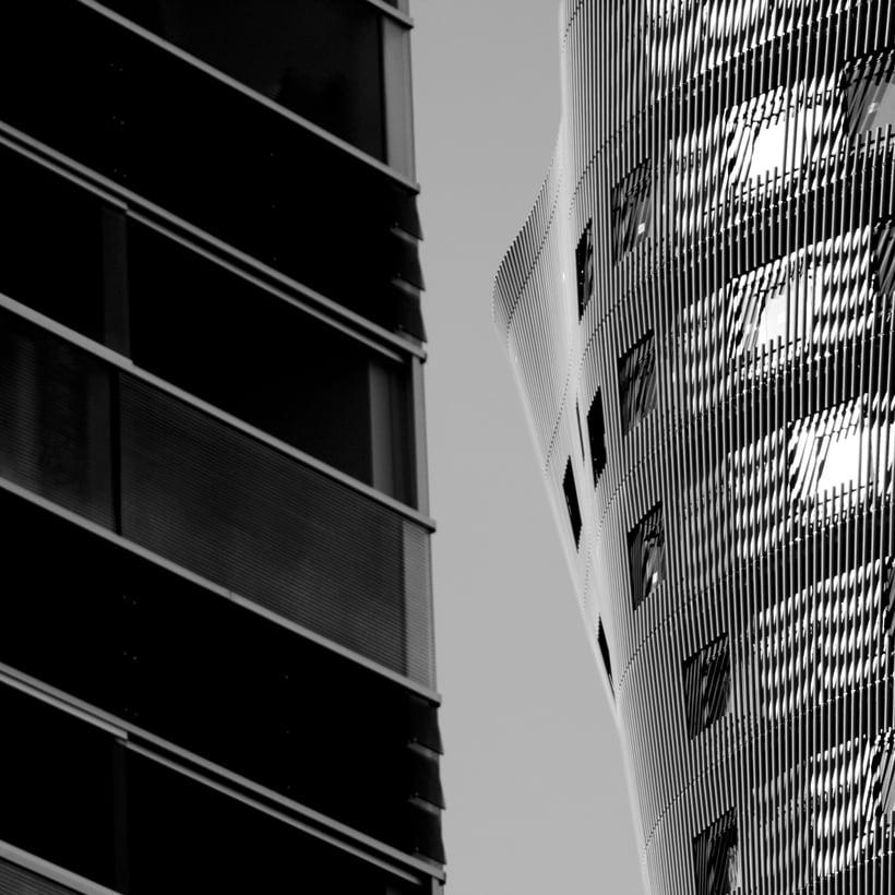 Plaça d'Europa // Photography -1