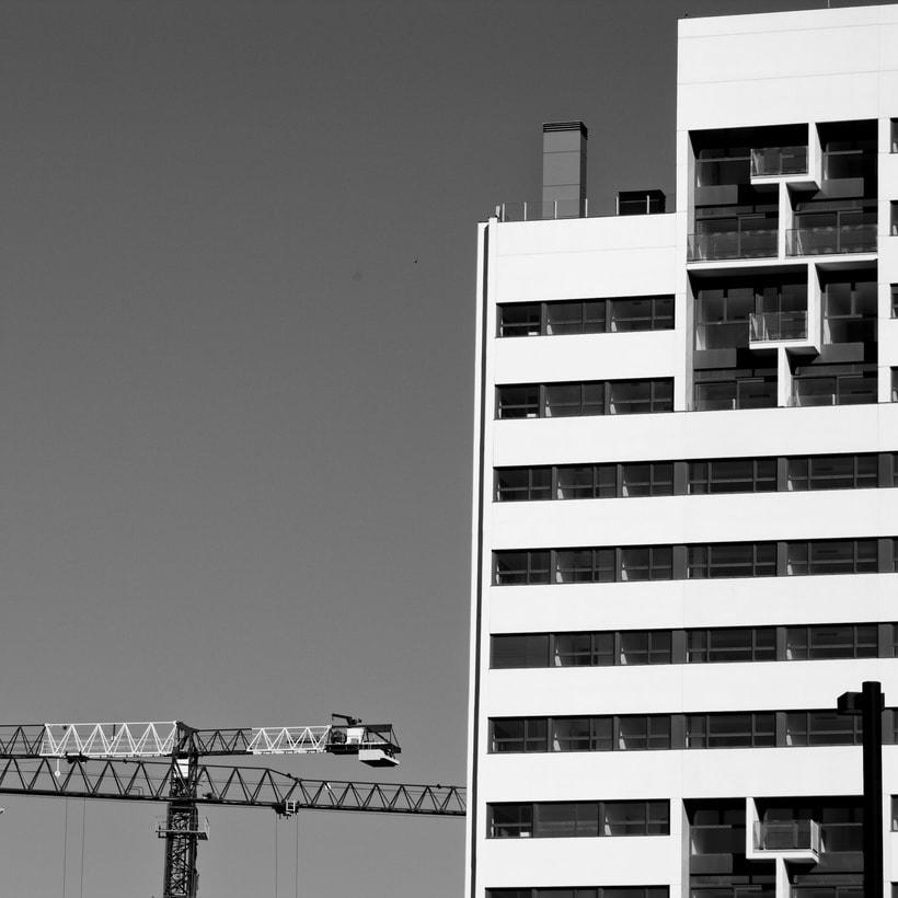 Plaça d'Europa // Photography 2