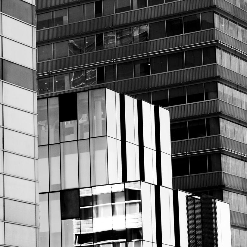 Plaça d'Europa // Photography 5