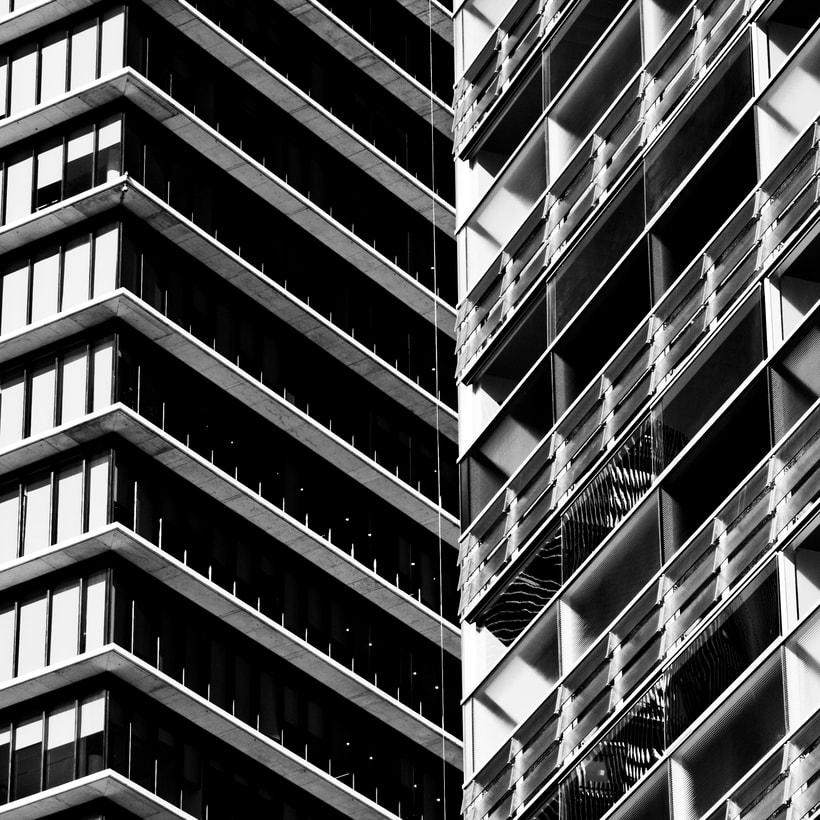 Plaça d'Europa // Photography 7