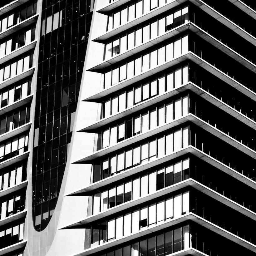 Plaça d'Europa // Photography 8