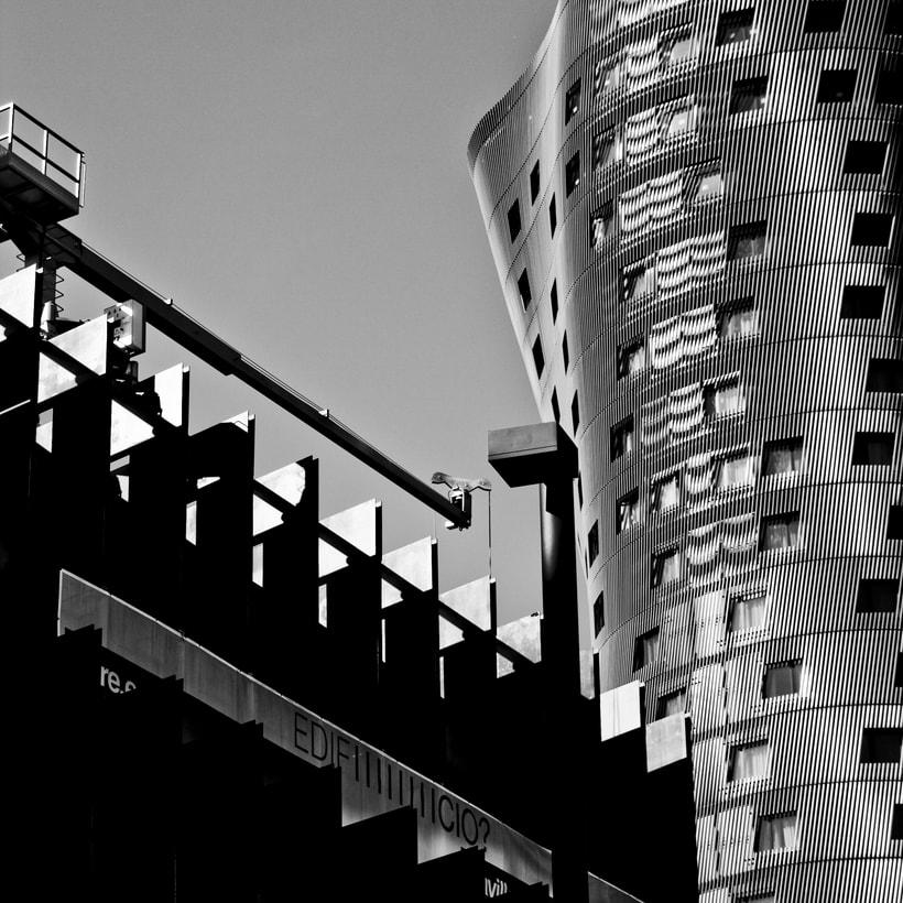 Plaça d'Europa // Photography 10