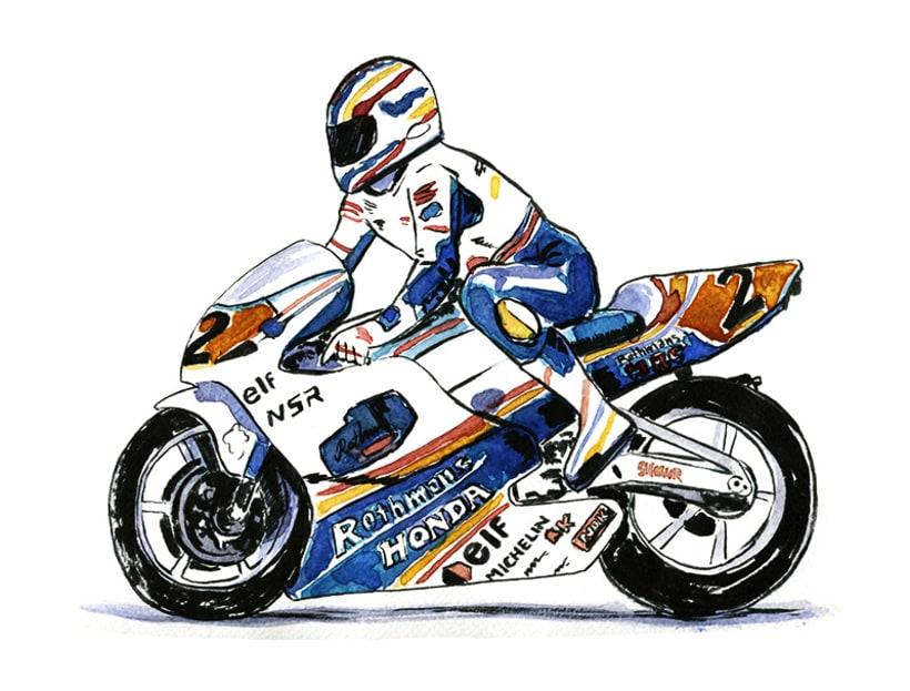 90's Riders 1