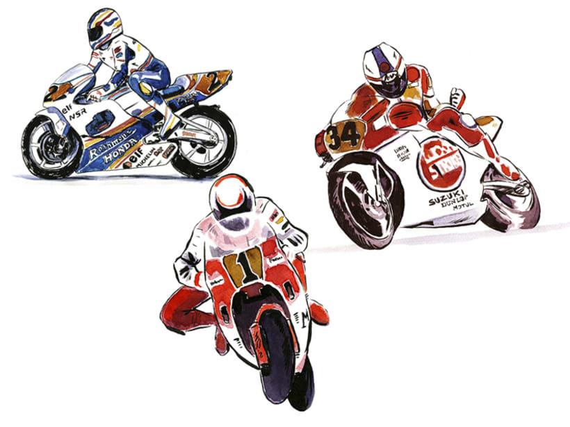 90's Riders 3