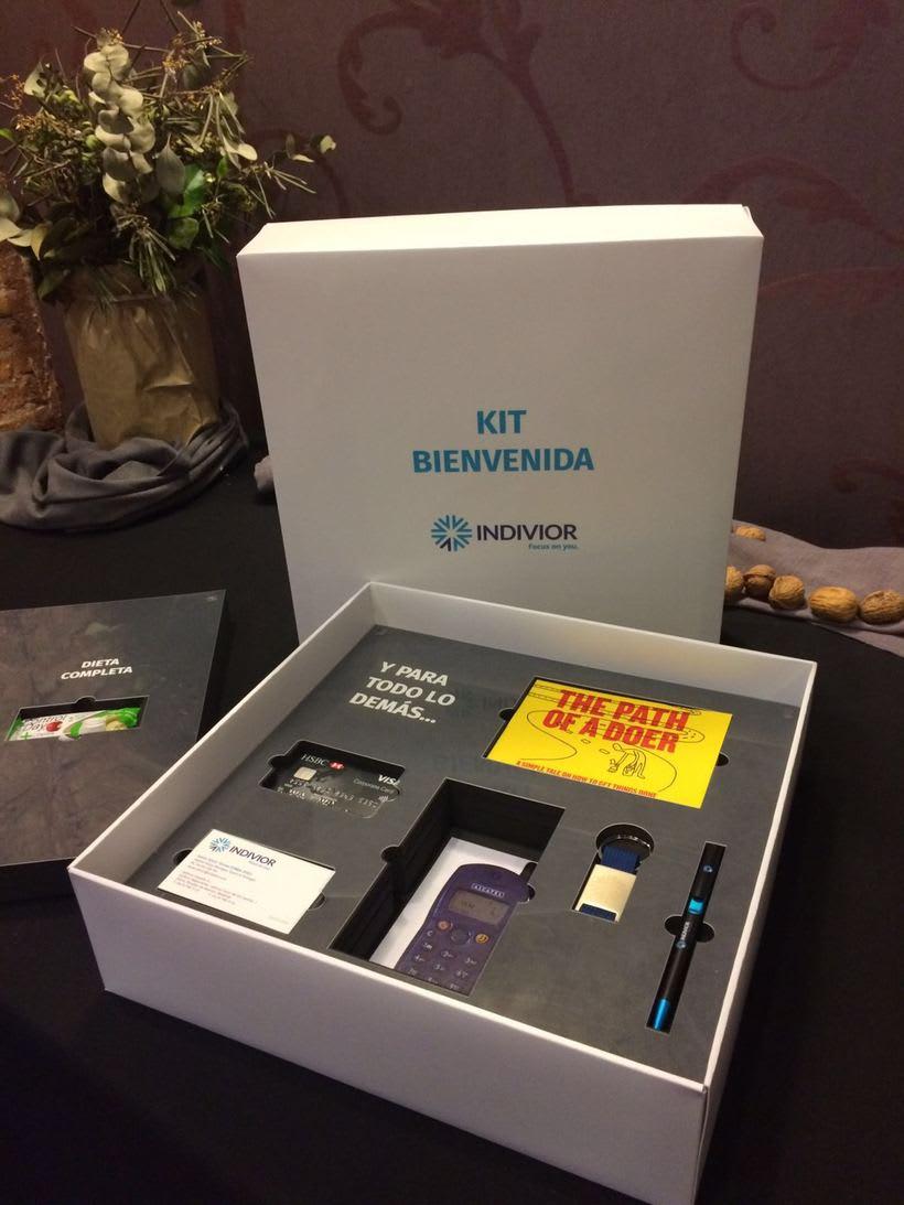 Kit Bienvenida 1