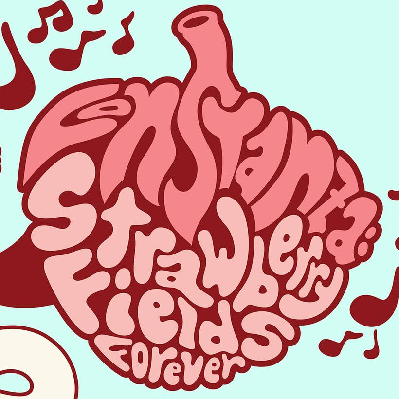 Constanza: Strawberry Fields Forever 3
