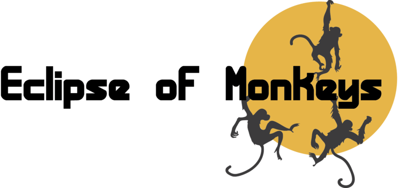 Logotipo Eclipse of Monkeys -1