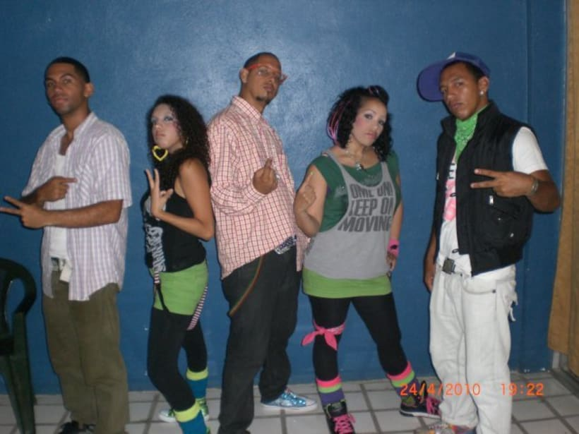 Bufalo Hip-hop Dance Caracas Venezuela 2010 0