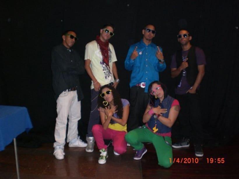 Bufalo Hip-hop Dance Caracas Venezuela 2010 2