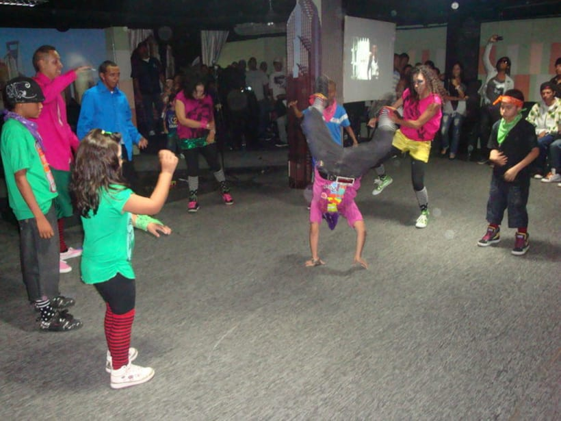 Bufalo Hip-hop Dance Caracas Venezuela 2010 5