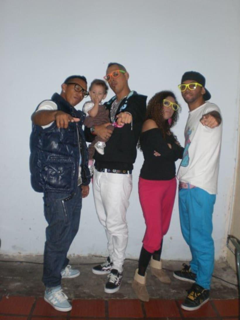 Bufalo Hip-hop Dance Caracas Venezuela 2010 7