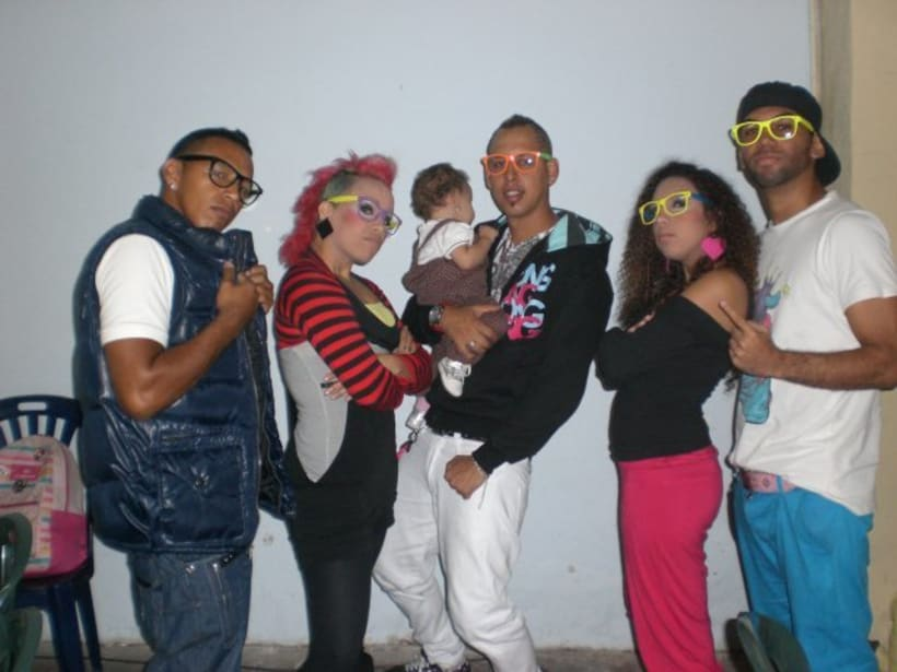 Bufalo Hip-hop Dance Caracas Venezuela 2010 8