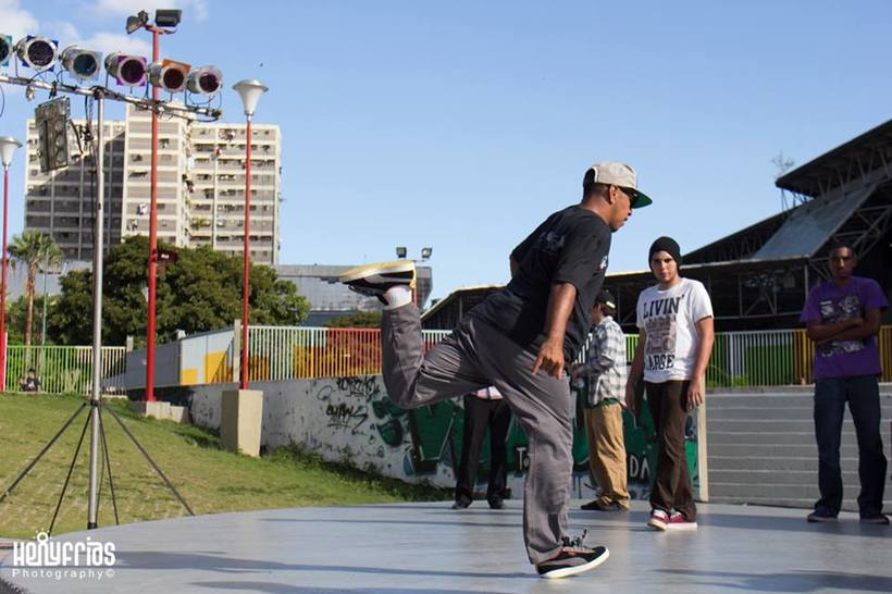 Competencia (Valores en la Pista) Caracas Venezuela 2013 1