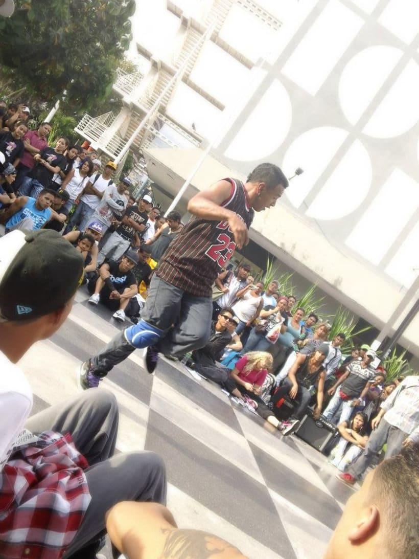 Competencia ( BATALLA CHACAITO) Caracas Venezuela 2012 2