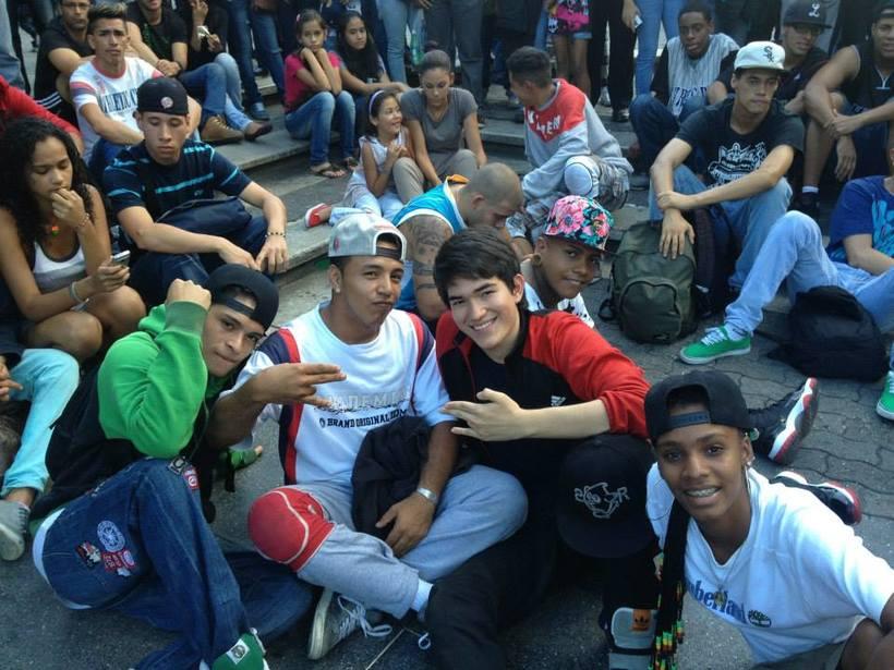 Competencia ( BATALLA CHACAITO) Caracas Venezuela 2012 3