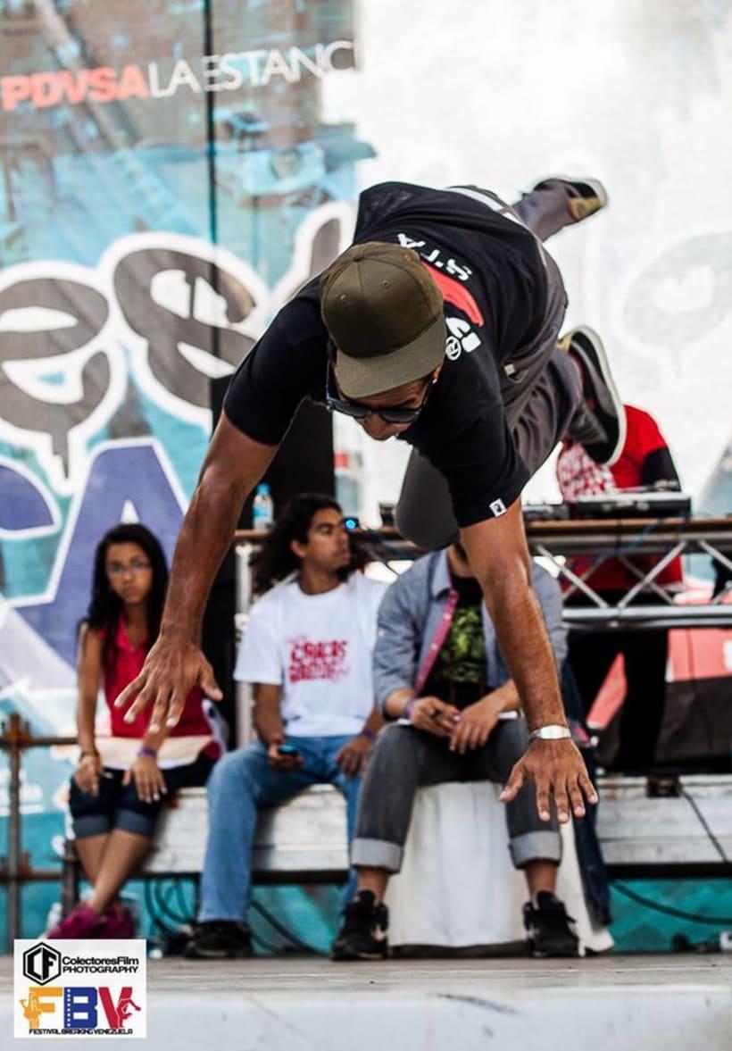 Festival Breaking  Venezuela 2014 2