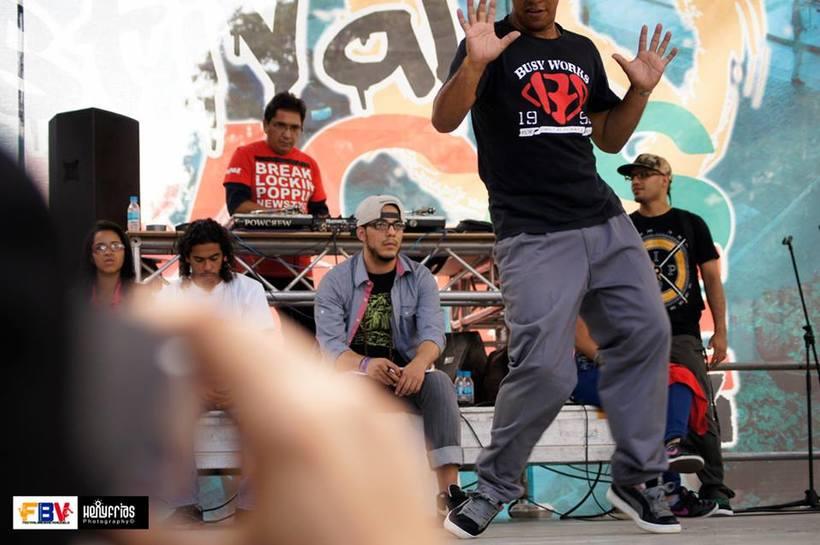Festival Breaking  Venezuela 2014 8