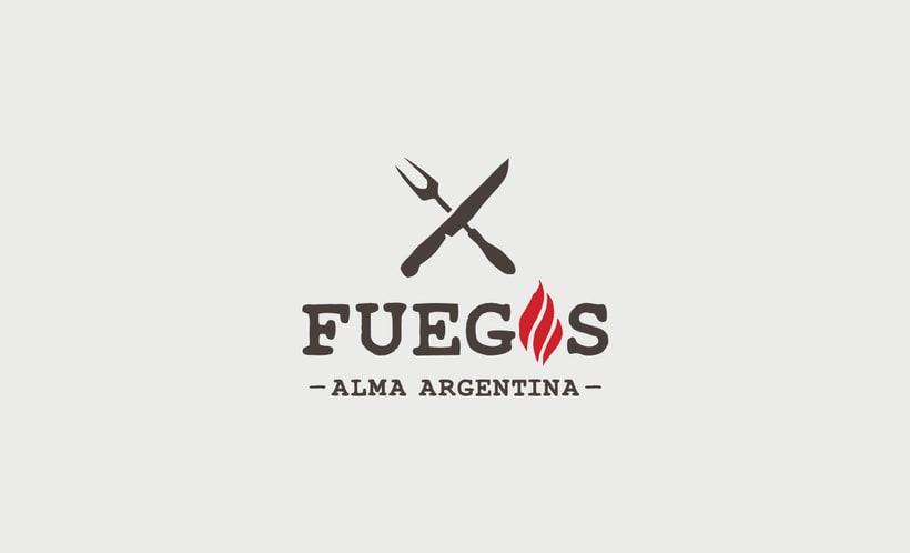 Fuegos. Alma Argentina 2