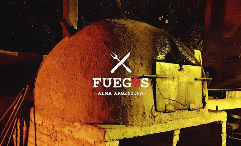 Fuegos. Alma Argentina 6