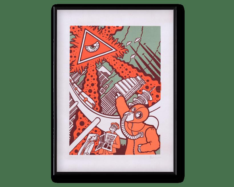 Atomic Bestiary 9