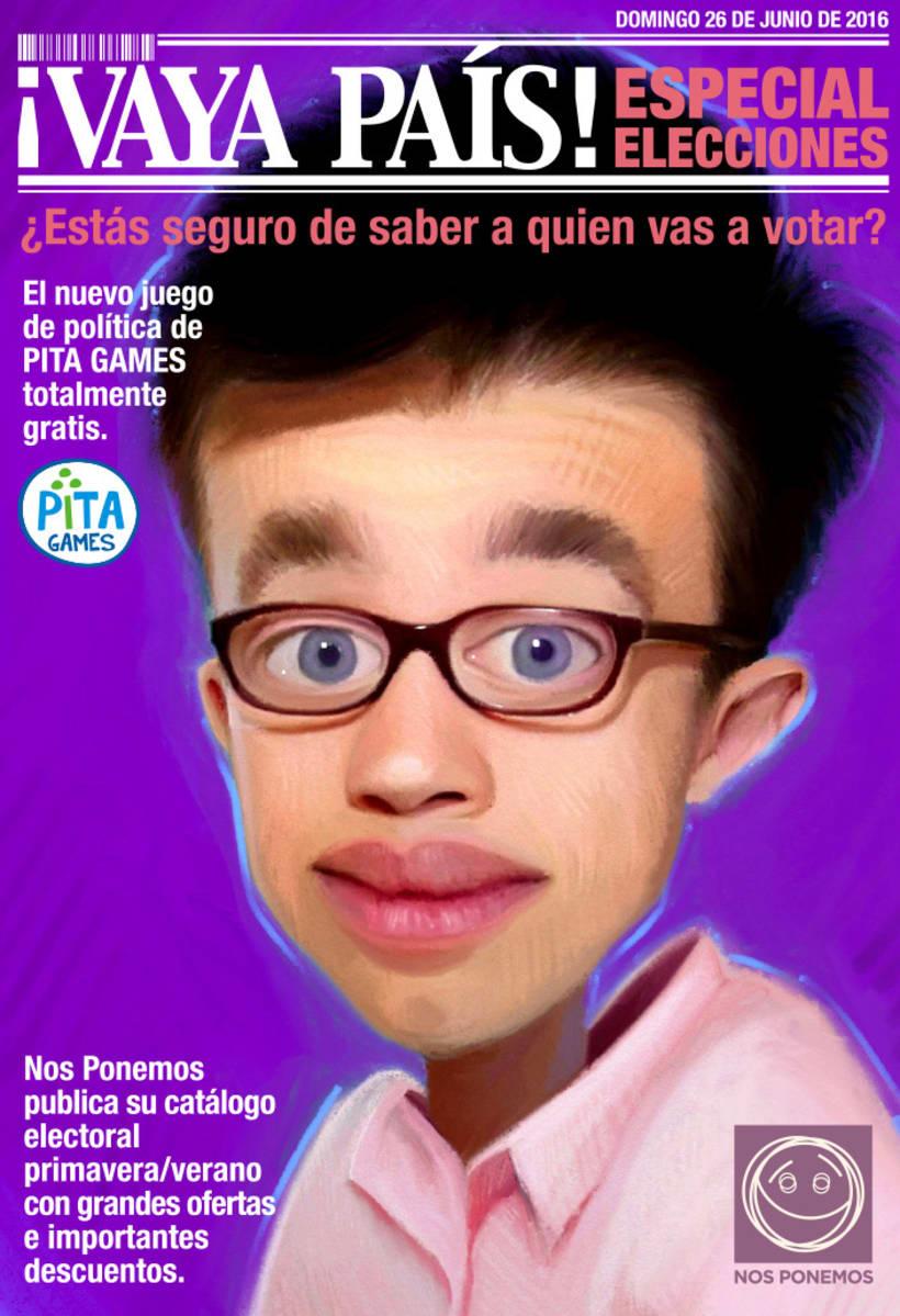 VAYA PAÍS, un juego de política y humor 2