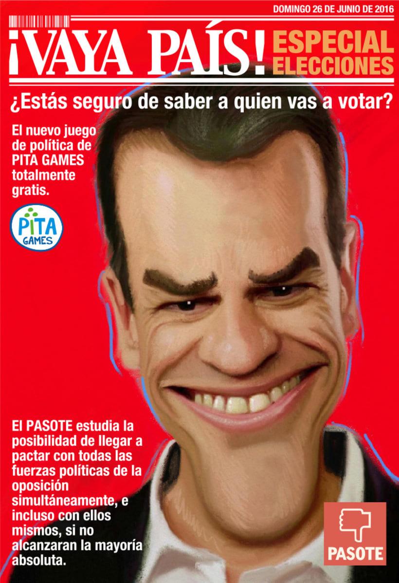 VAYA PAÍS, un juego de política y humor 4