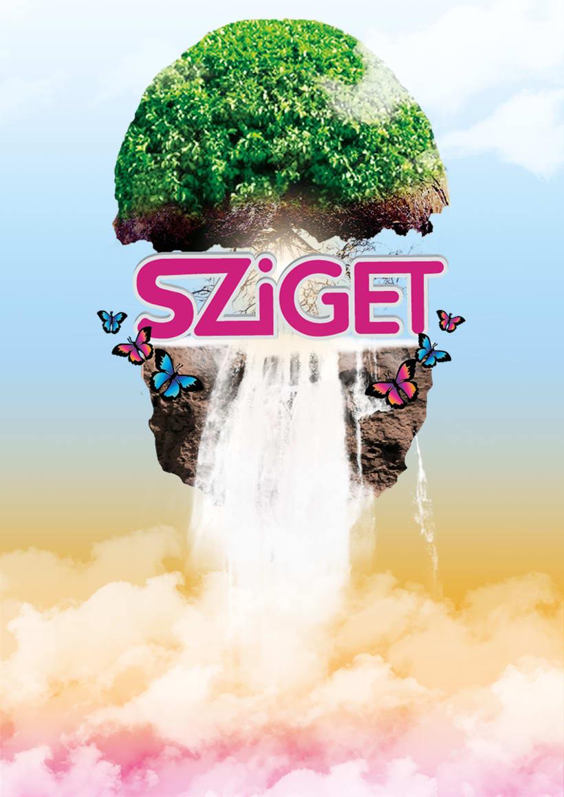 Proyecto de la escuela para Sziget Festival 0