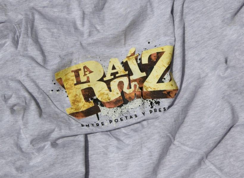 La Raíz - Entre poetas y presos Cover Design 6