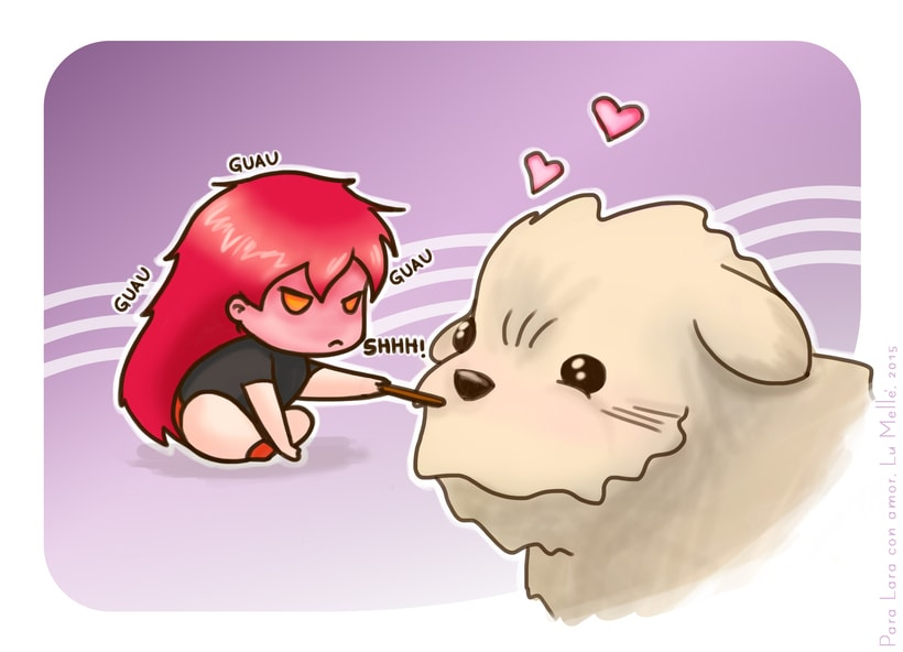 'Para Lara con amor' 2