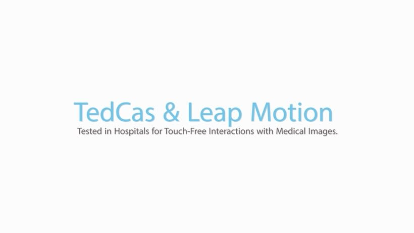 TedCas & Leap Motion// Filming and editing  2