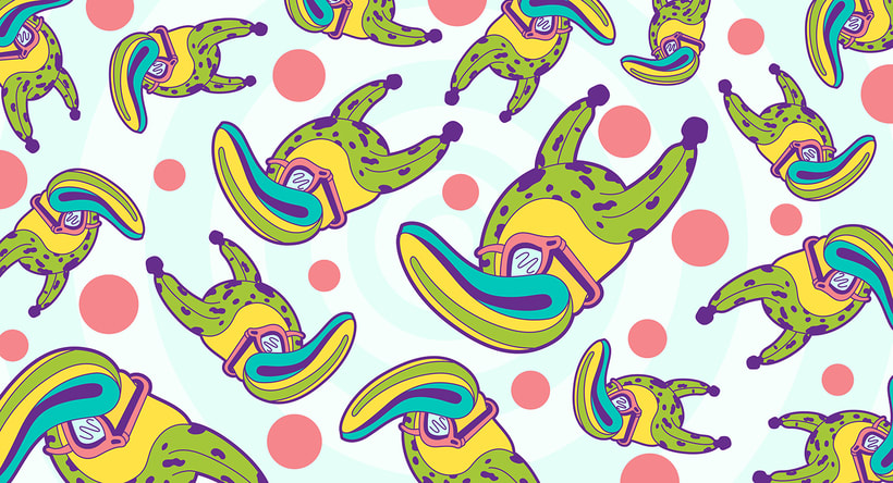 Flow Plátano Cojuelo - Pattern 0