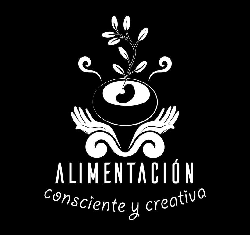 """Branding de """"Alimentación consciente y creativa"""" 5"""