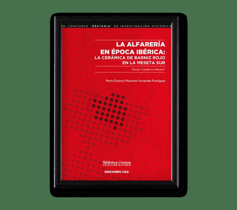 La alfarería en época ibérica: La cerámica de barniz rojo en la meseta sur 1