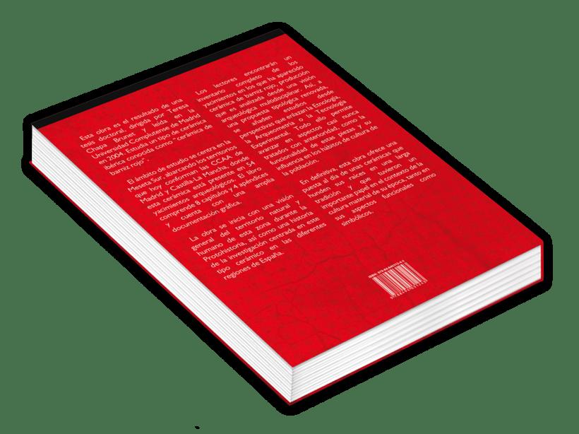 La alfarería en época ibérica: La cerámica de barniz rojo en la meseta sur 3