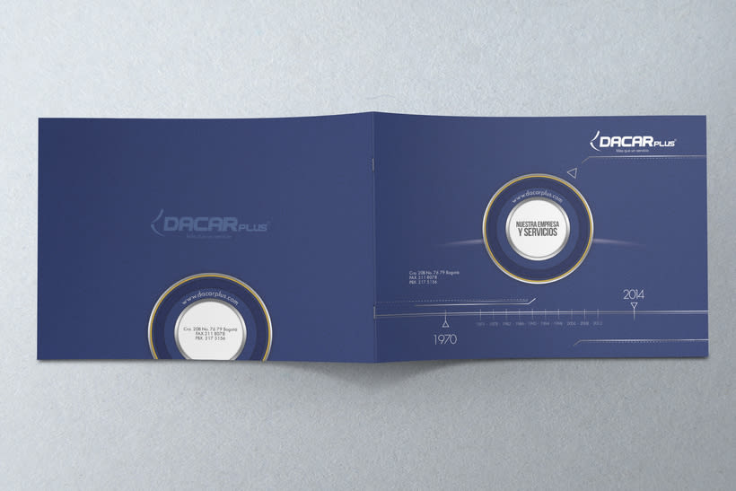 Brochure Dacar Plus 0