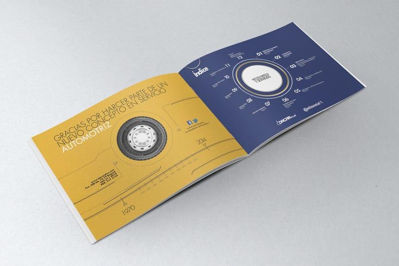 Brochure Dacar Plus 3