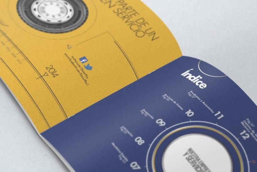 Brochure Dacar Plus 5