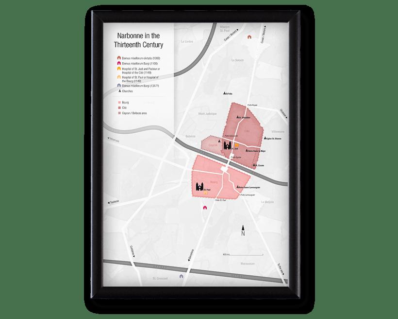 Infografía: Hospitales y leproserías en la Edad Media 11