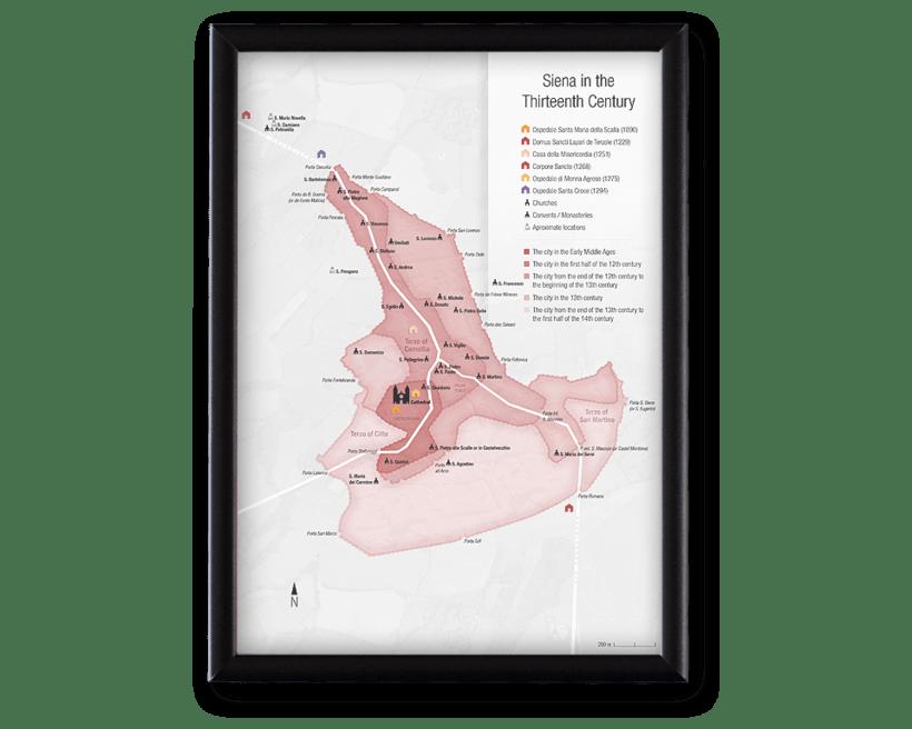 Infografía: Hospitales y leproserías en la Edad Media 18