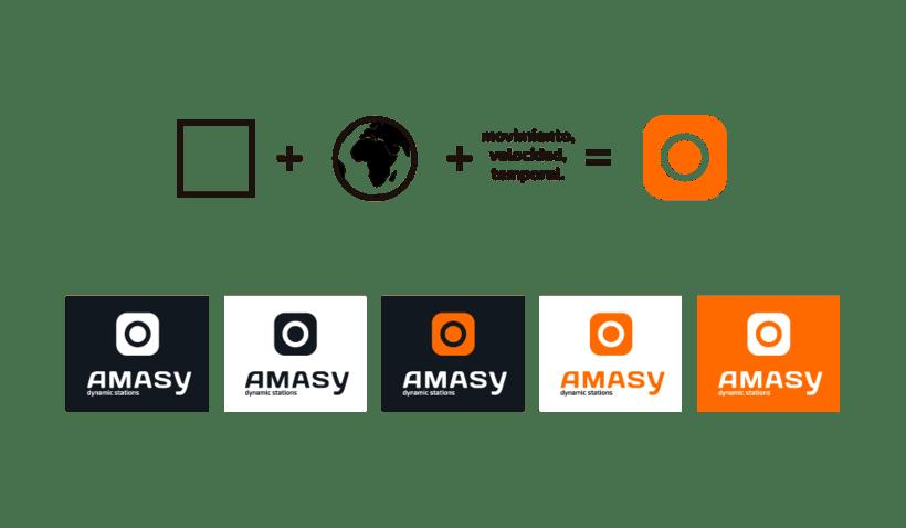 Amasy - Empresa de viajes 1