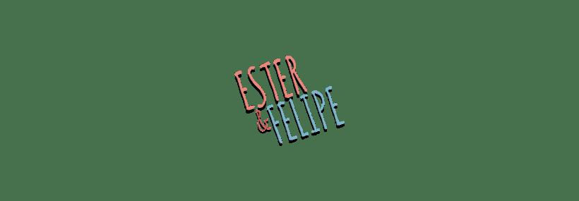 Invitaciones de boda: Ester y Felipe 19